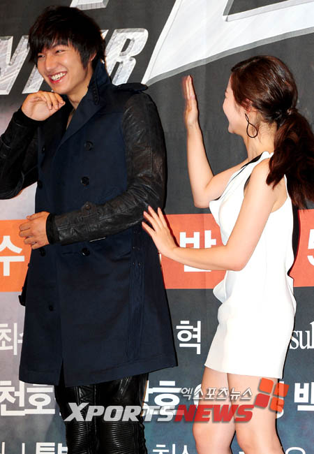 park min young and lee minho dating Who is lee min-ho girlfriend save koo hye sun,it's park min youngthey're in a drama ho and bae suzy was dating you may check in the news about lee min ho.
